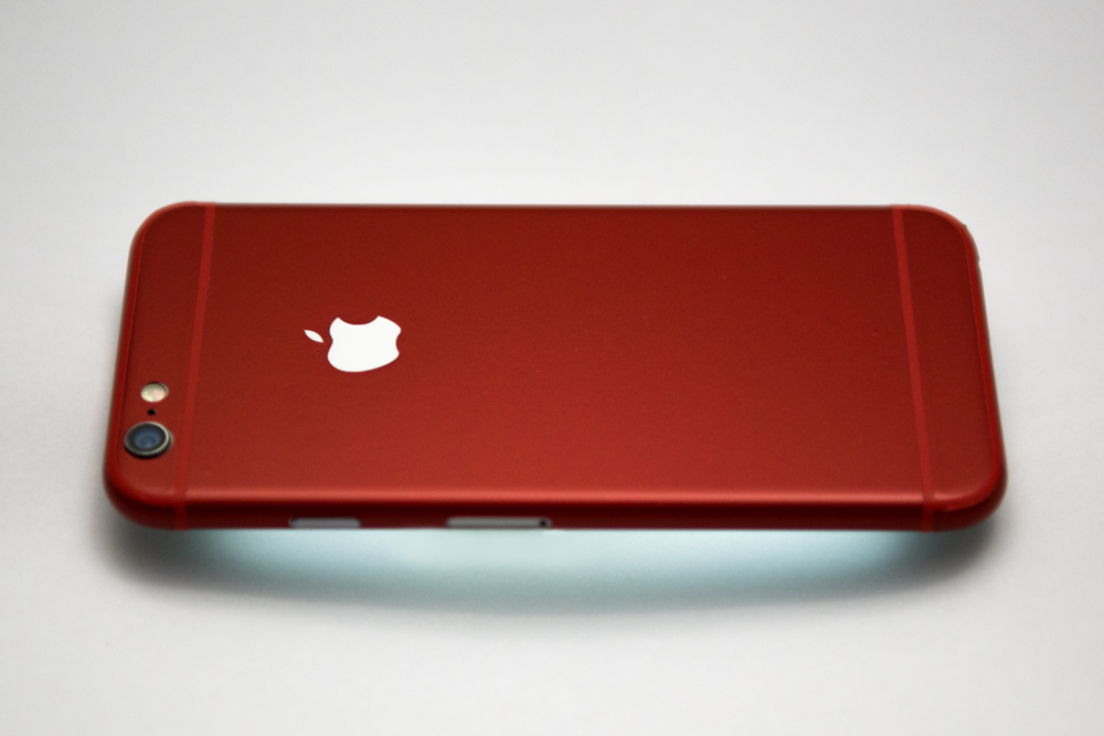 Iphone 6 Plus Red >> Apple Iphone 6 7 7 Plus Red Skin Kit Back Piece Only